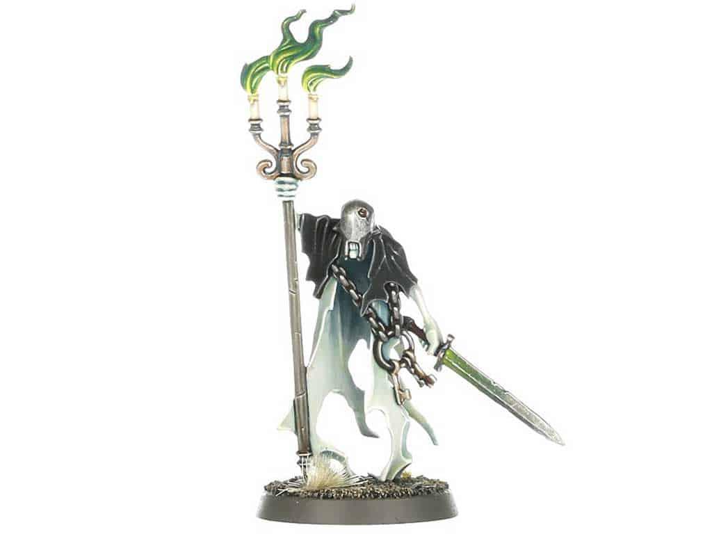 Dreadwarden for Nighthaunt Warcry
