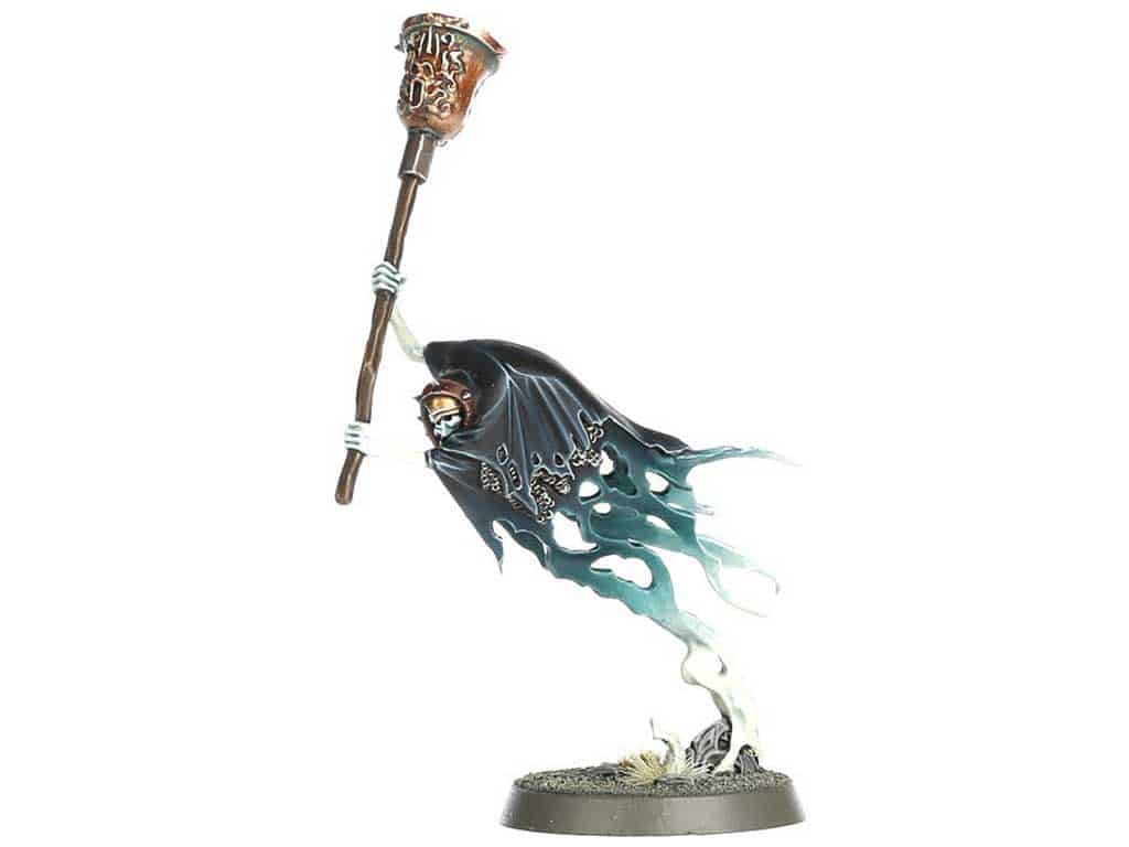 Extoller of Shyish for Nighthaunt Warcry