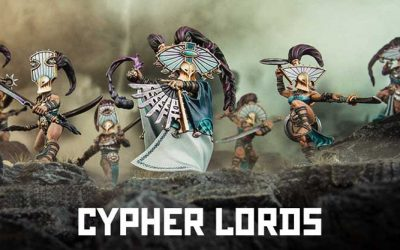 Cypher Lords Warcry Warband – Guide, Tactics and Overview