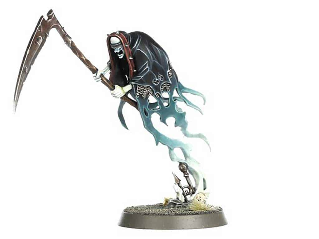 Grimghast Reaper for Nighthaunt Warcry