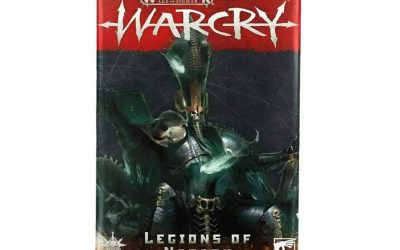 Legions of Nagash Warcry Warband – Guide, Tactics, Overview