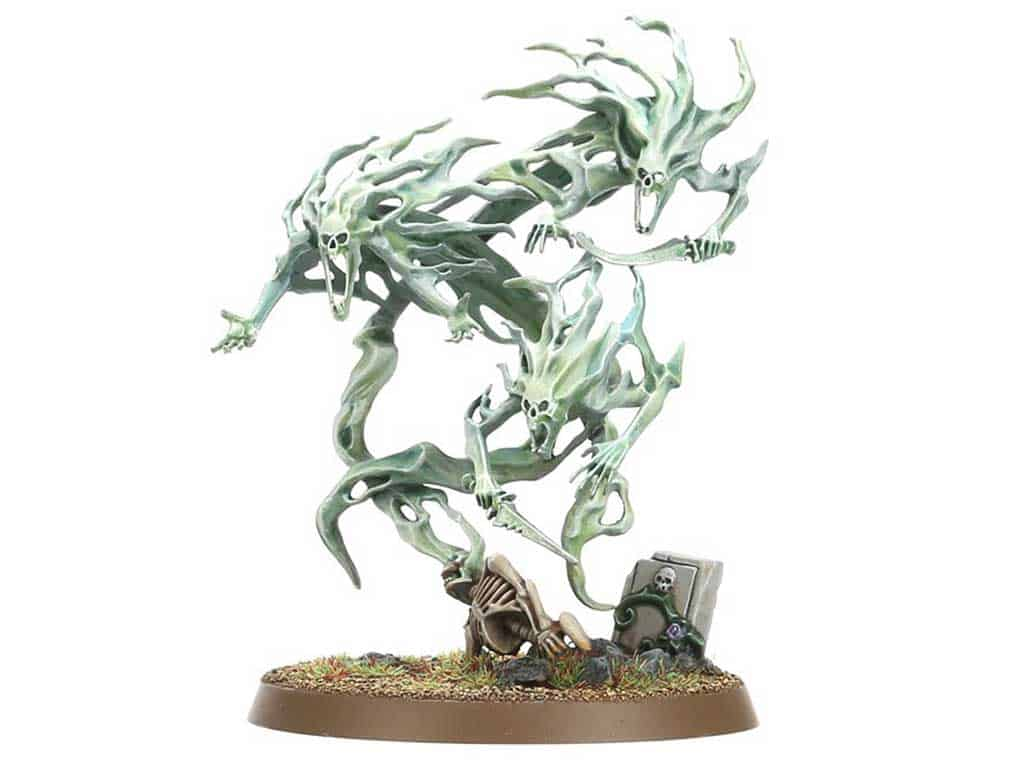 Spirit Host for Nighthaunt Warcry