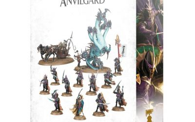 Review of Start Collecting Anvilgard