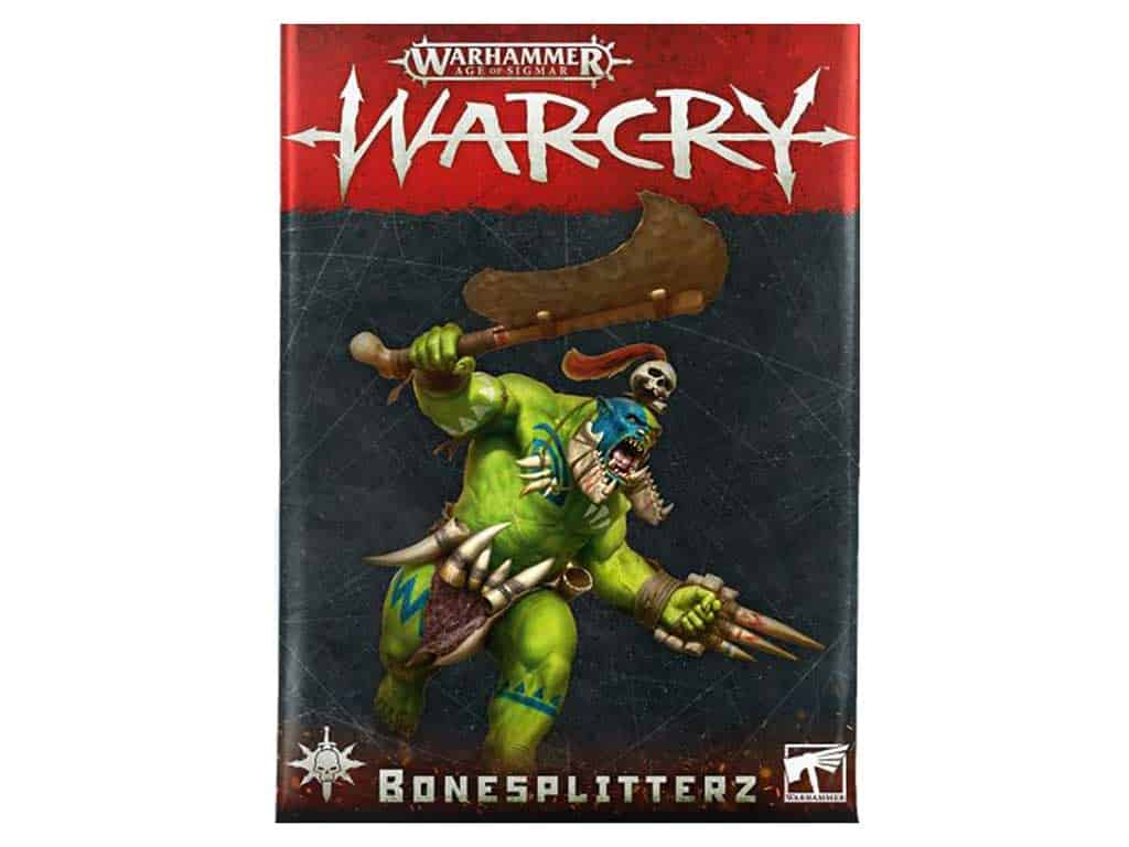 Bonesplitterz Warcry Warband – Guide, Tactics and Overview