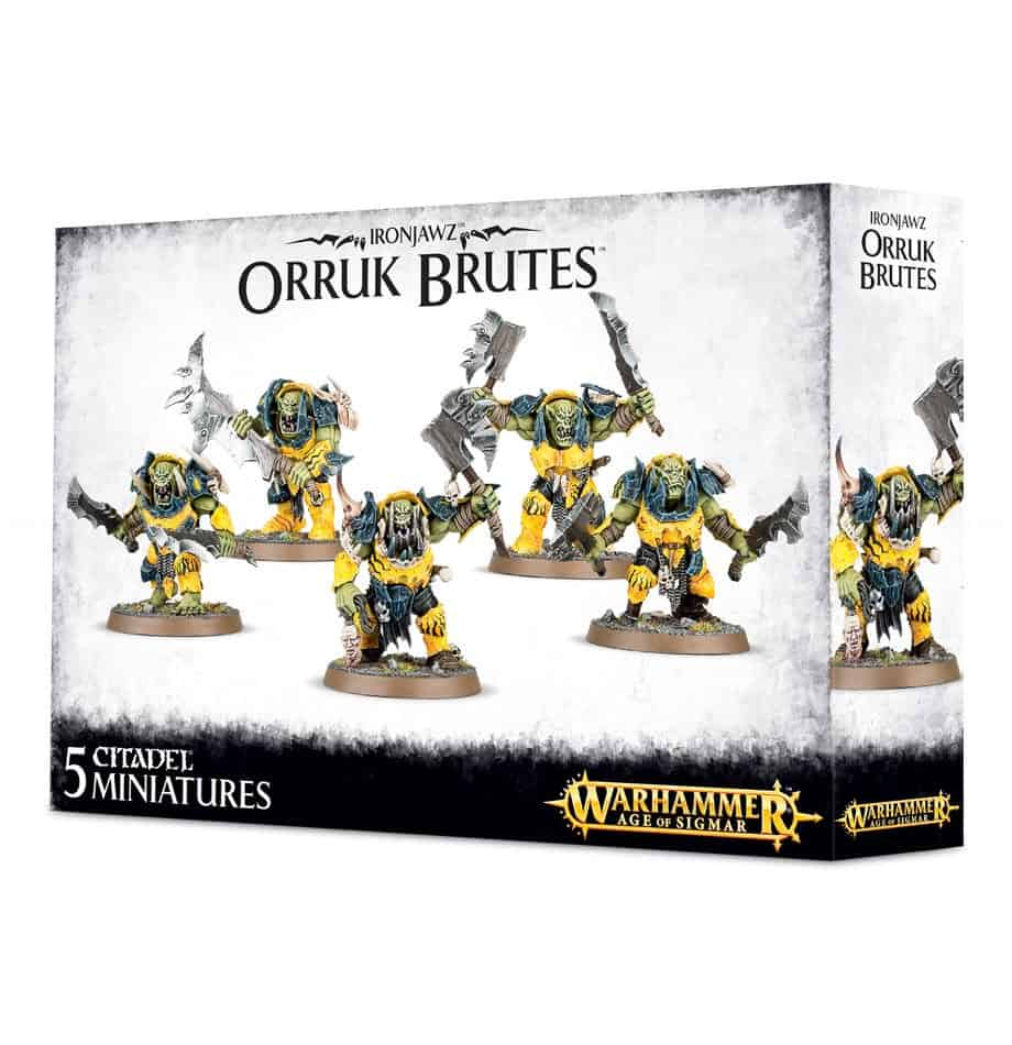Ironjawz Warcry Warband – Guide, Tactics and Overview 1