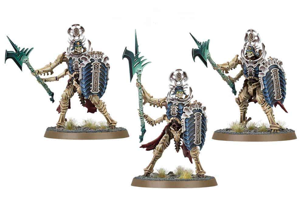 Immortis Guard for the Ossiarch Bonereapers