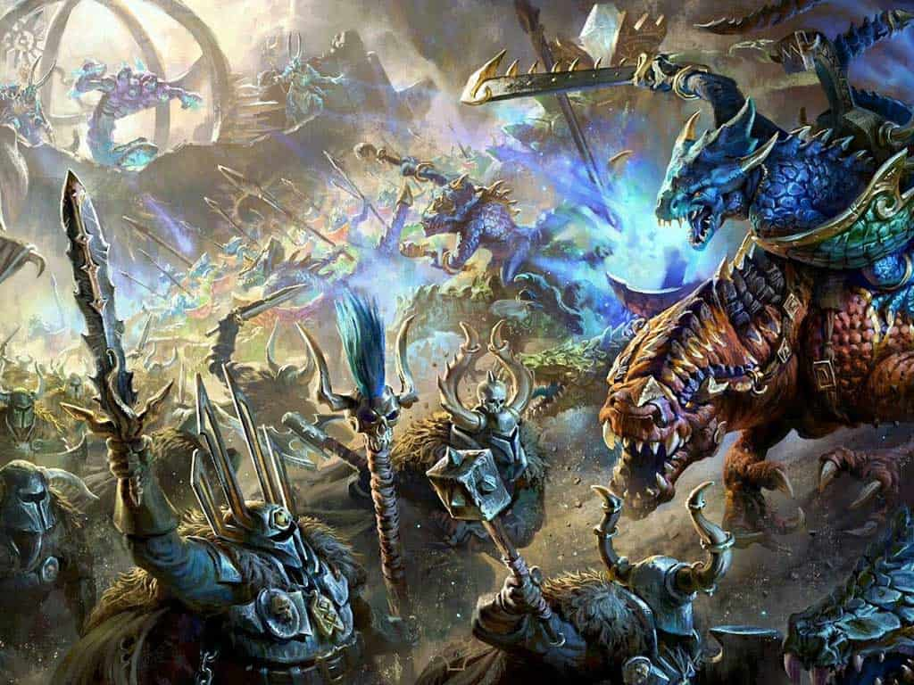 Newbies Introduction to the Lore for Age of Sigmar Factions 8