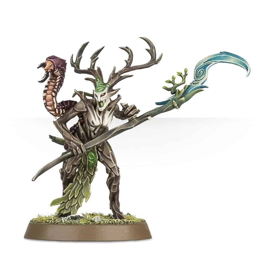 Review Start Collecting Sylvaneth (total points, value) 1