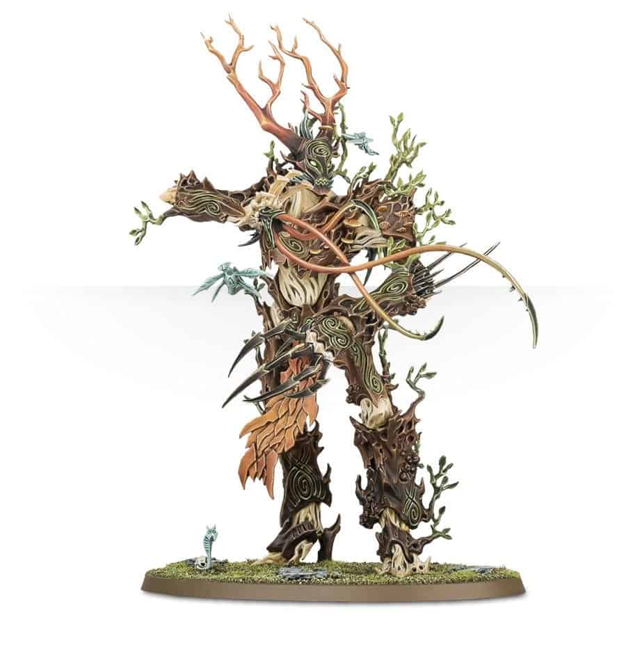 Review Start Collecting Sylvaneth (total points, value) 3