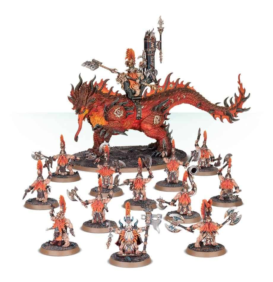 Review of Start Collecting box for Fyreslayers 4