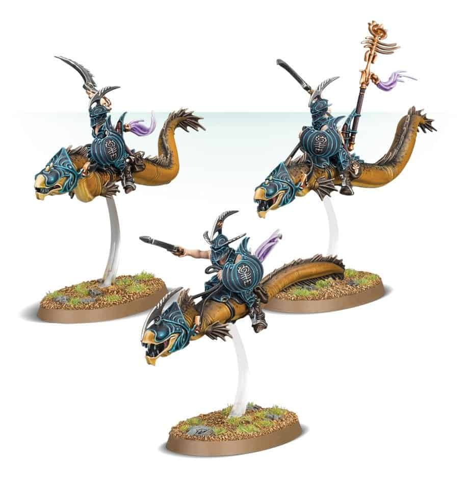 Review of Start Collecting Idoneth Deepkin 3