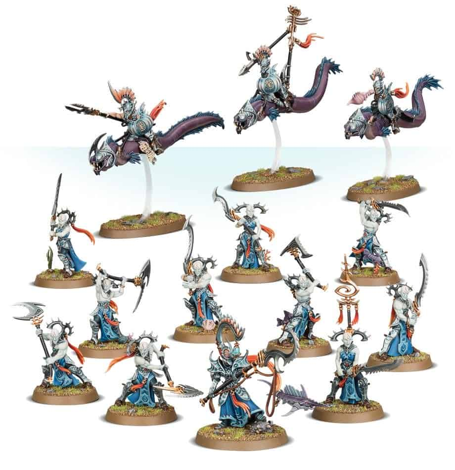 Review of Start Collecting Idoneth Deepkin 4