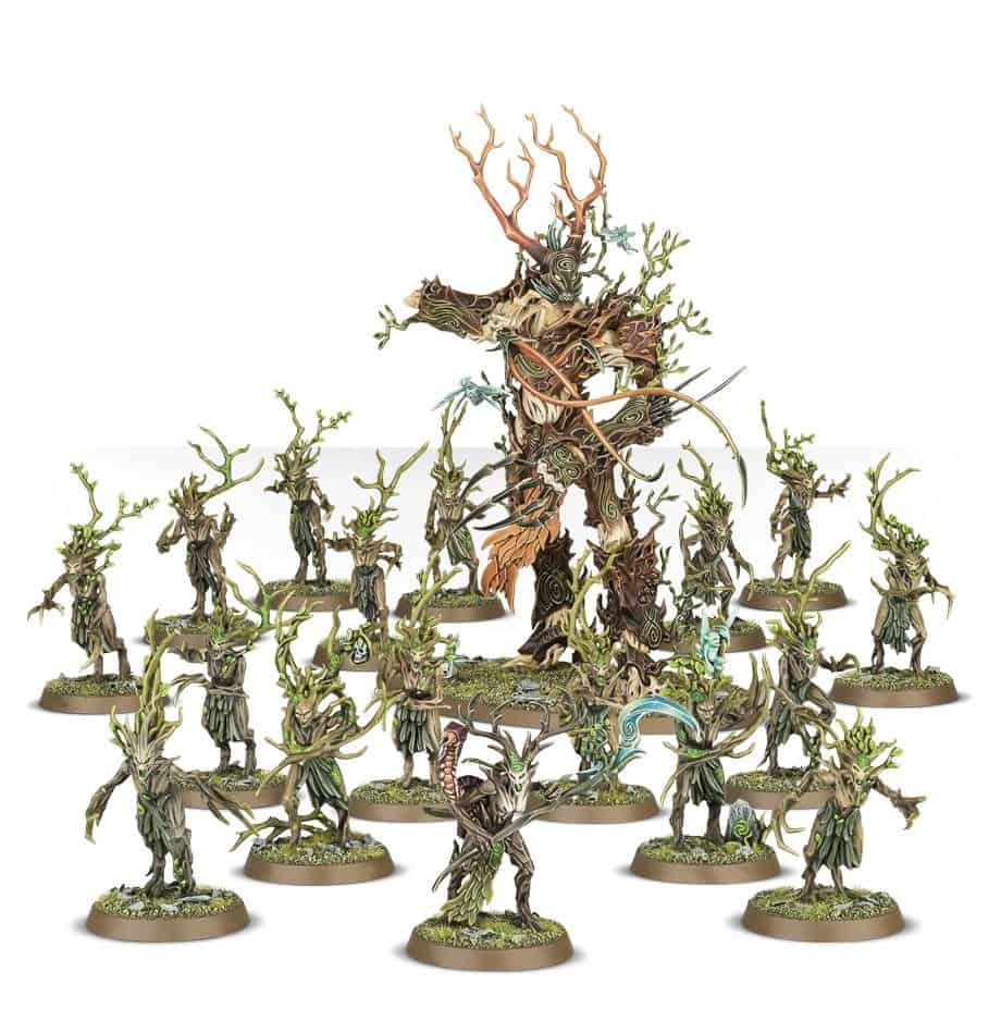 Review Start Collecting Sylvaneth (total points, value) 4