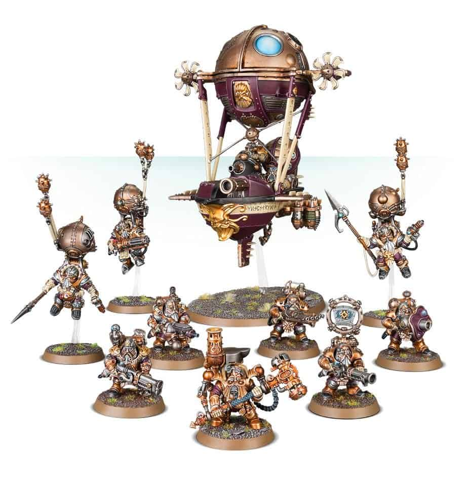 Review of Kharadron Overlord Start Collecting Box 5