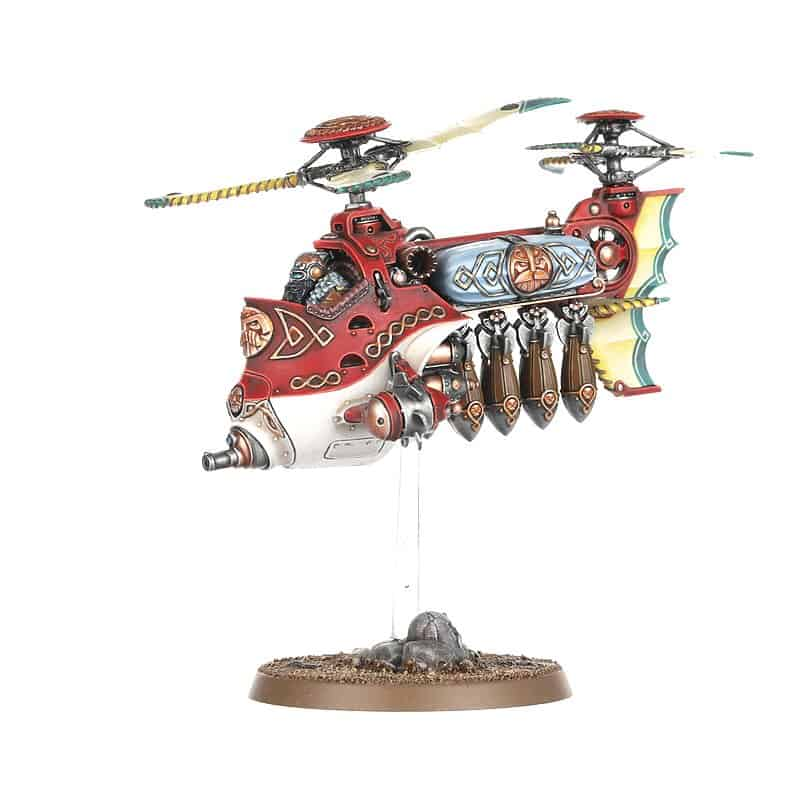 Review Greywater Fastness Start Collecting for AoS 4