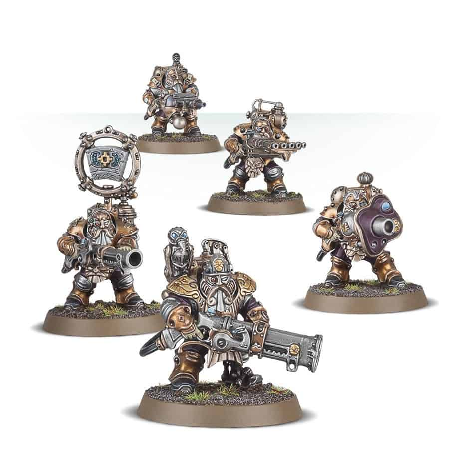 Review of Kharadron Overlord Start Collecting Box 2