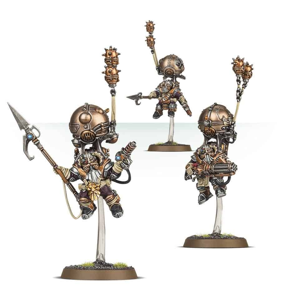 Review of Kharadron Overlord Start Collecting Box 3