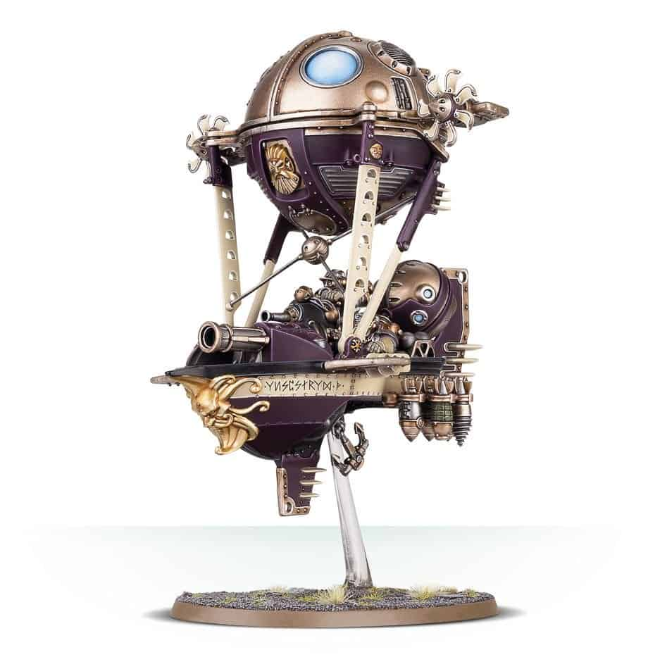 Review of Kharadron Overlord Start Collecting Box 4