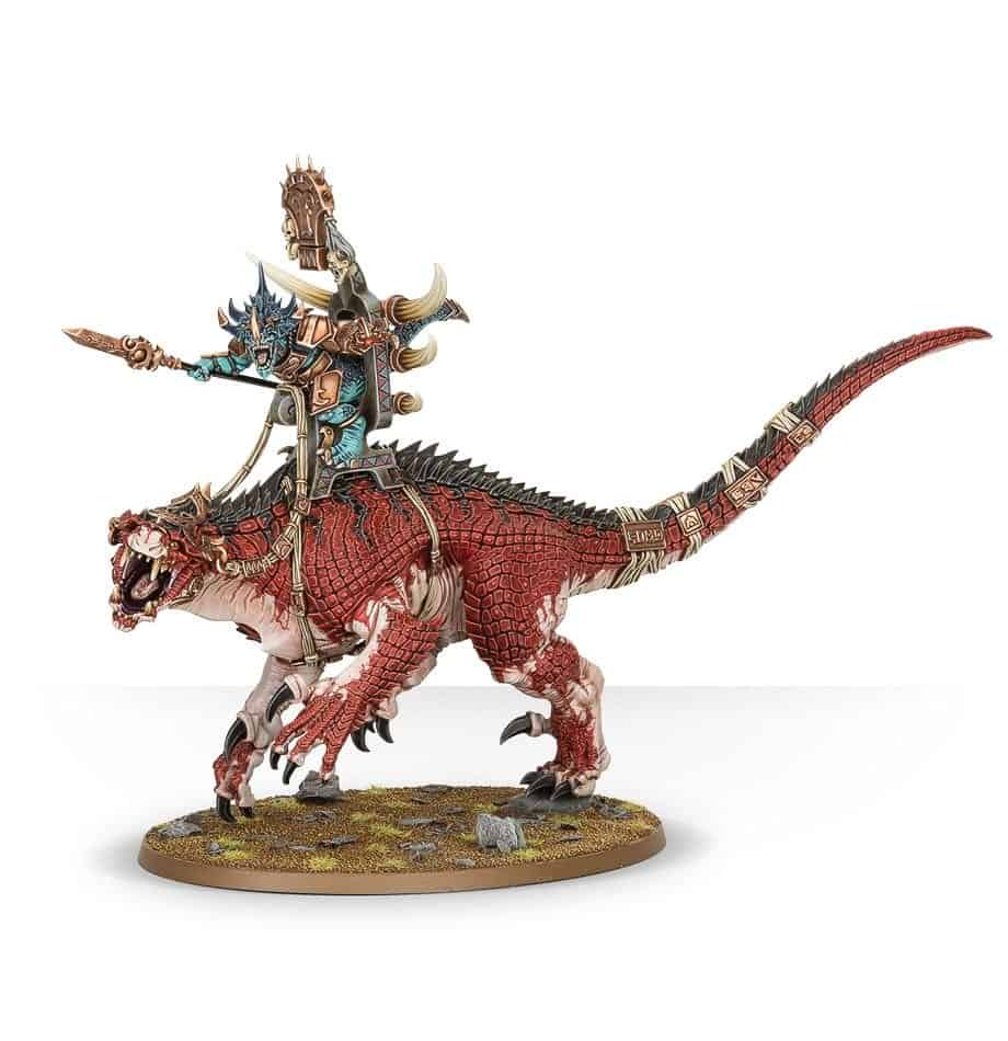 Review of Seraphon Start Collecting (points, minis, value) 1