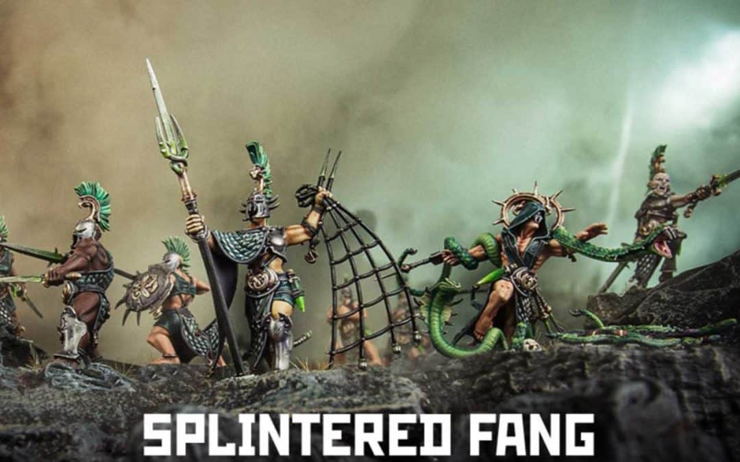 Splintered Fang Warcry Warband – Guide, Tactics and Overview