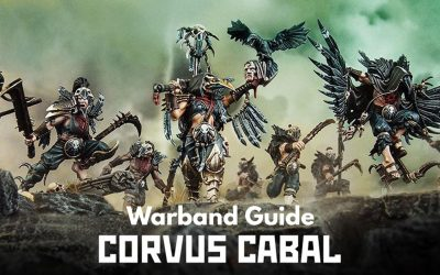 Corvus Cabal Warcry Warband – Guide, Tactics and Overview