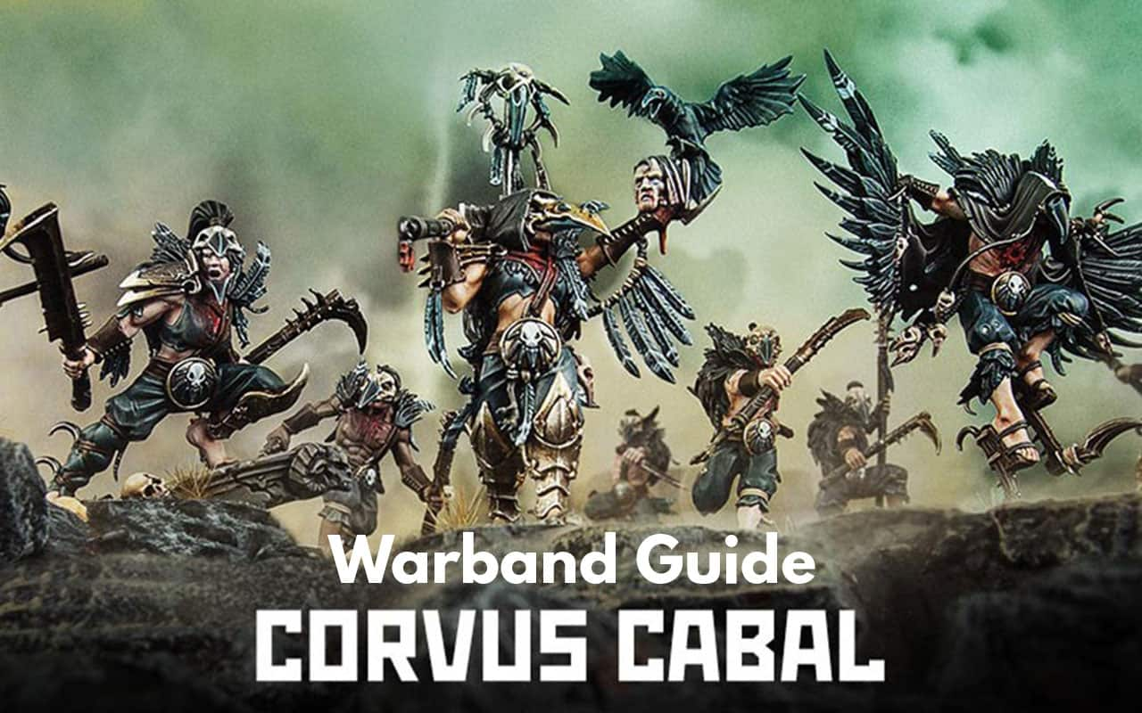 Warcry Warband Overview (All Minis, Ability, Fighter Cards) 5