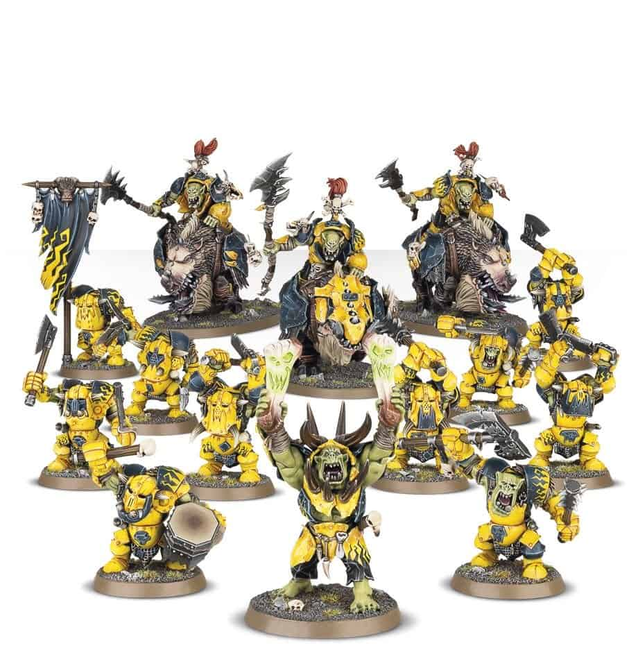 Review of Start Collecting Ironjawz (in Orruk Warclans) 4