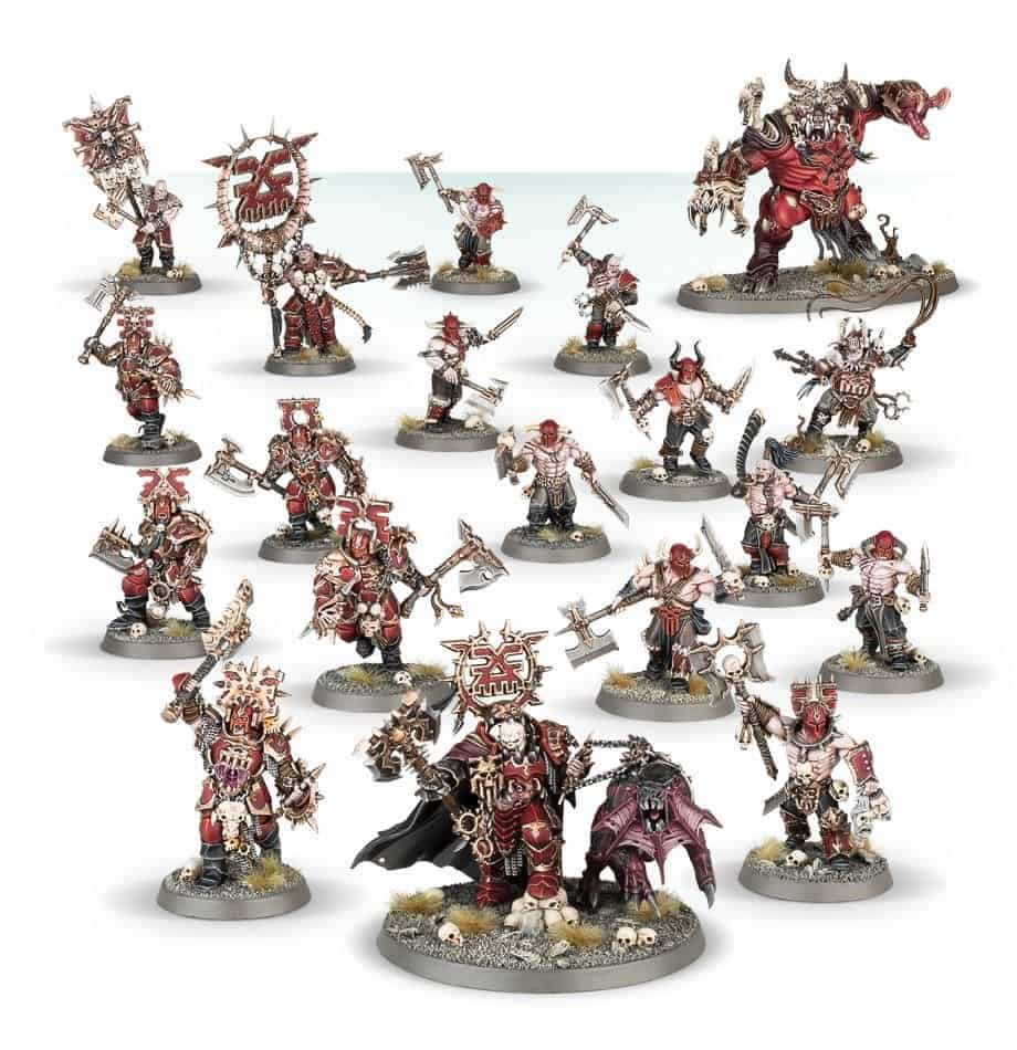 Review of Start Collecting for Khorne Bloodbound Goreblade 7