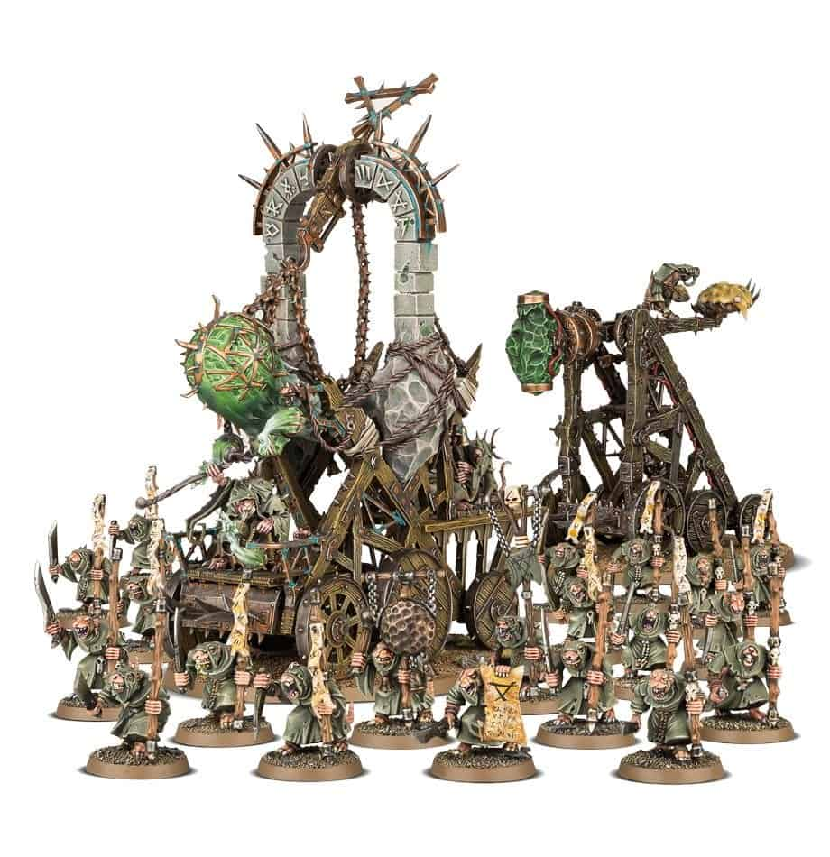 Review of the Start Collecting box for Maggotkin of Nurgle 4