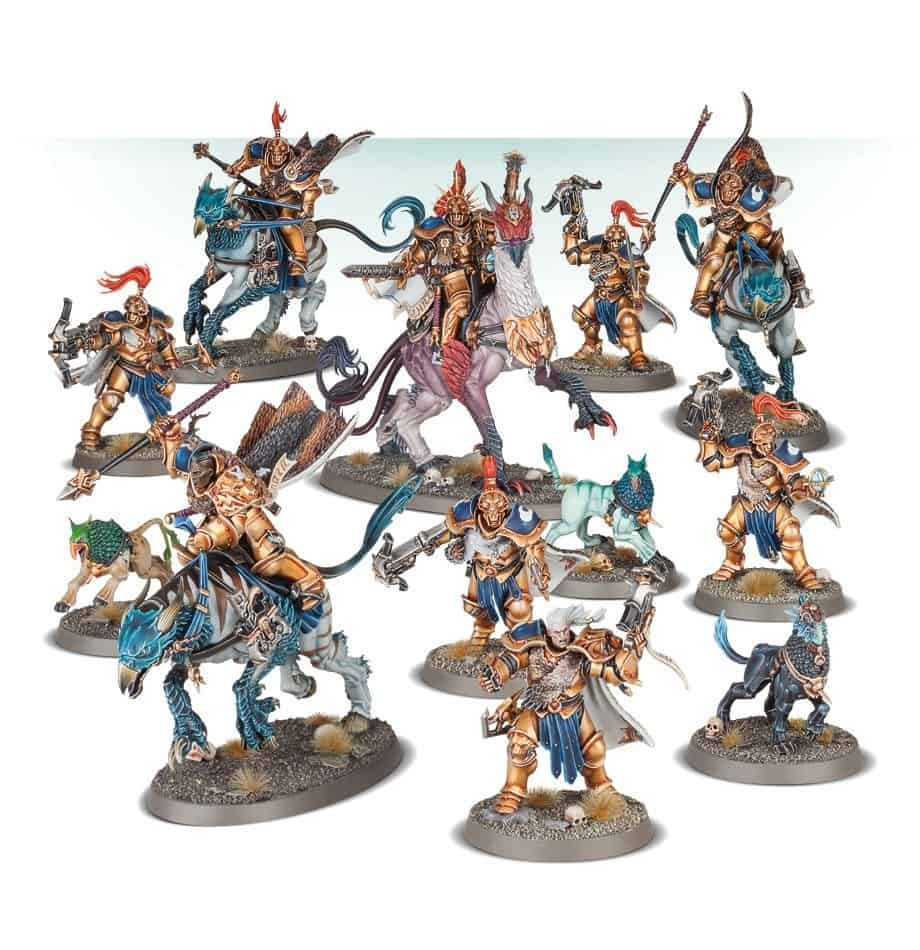 Review of the Start Collecting box for Stormcast Vanguard 5