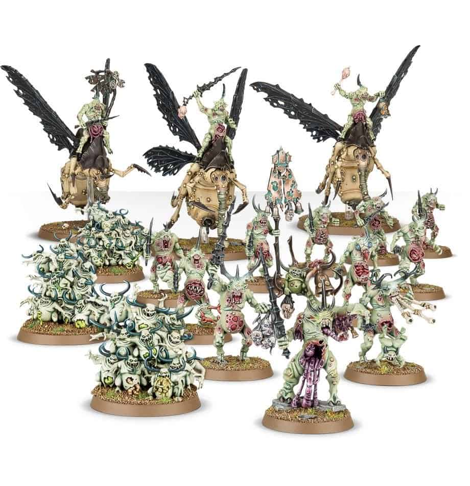 Review of Start Collecting for Daemons of Nurgle 5