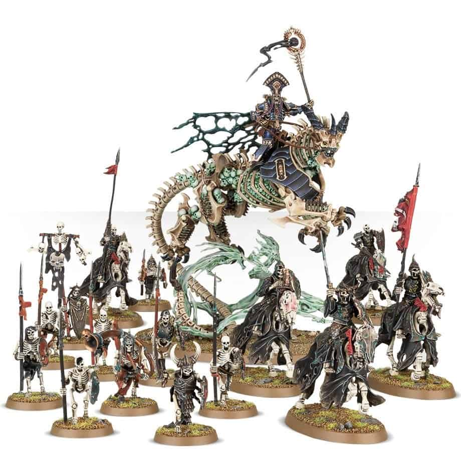 Review of Start Collecting Skeleton Horde 4