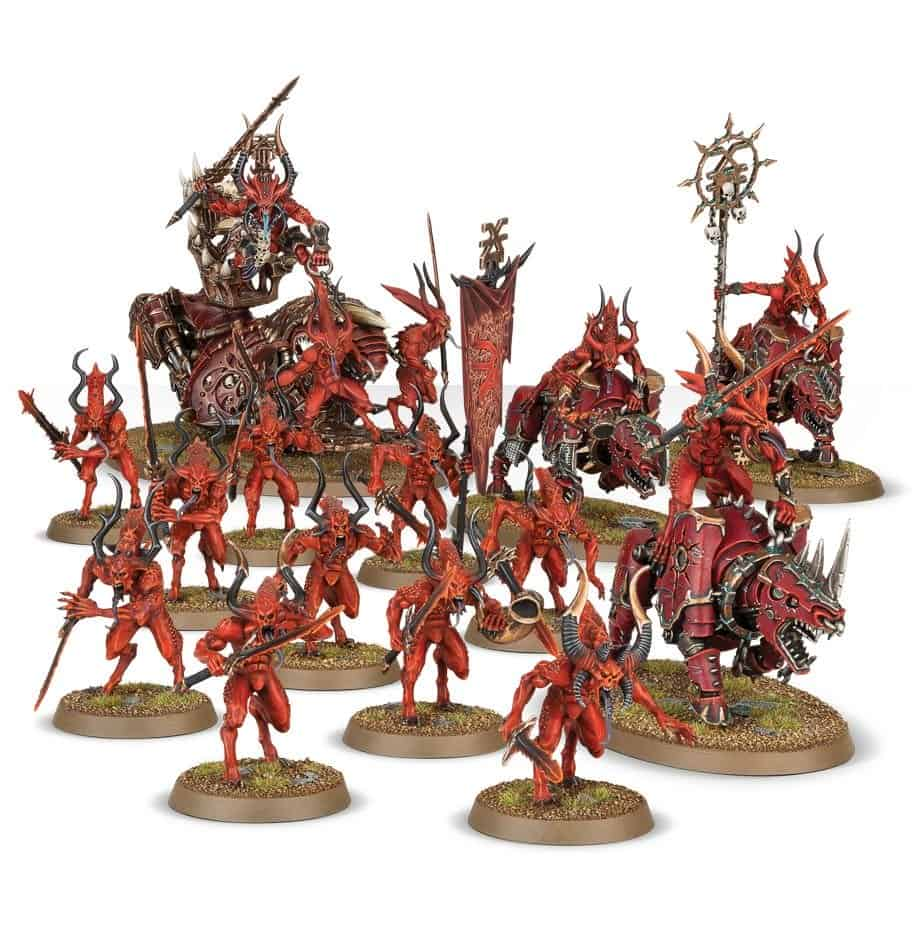 Review of Start Collecting box for Daemons of Khorne 4