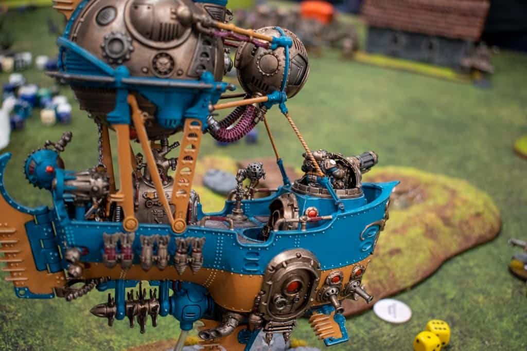 Image of the Kharadron Overlords in the article about what is age of sigmar