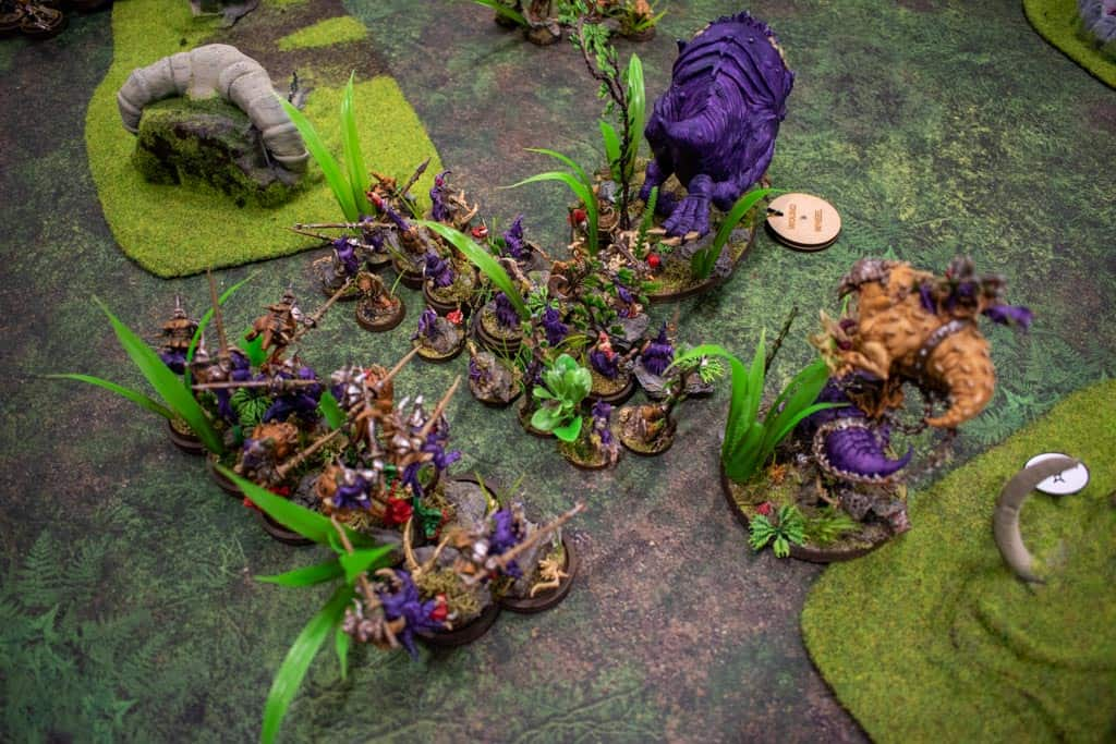 The Gloomspite Gitz squigs and stabbas get ready for war in Warhammer: Age of Sigmar