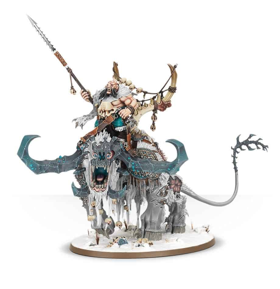 Review of Start Collecting for Beastclaw Raiders (Mawtribes) 1