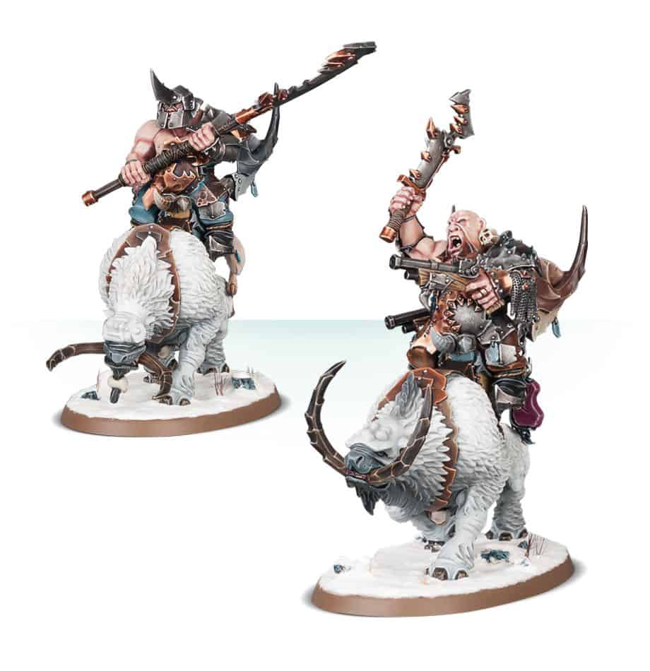 Review of Start Collecting for Beastclaw Raiders (Mawtribes) 2