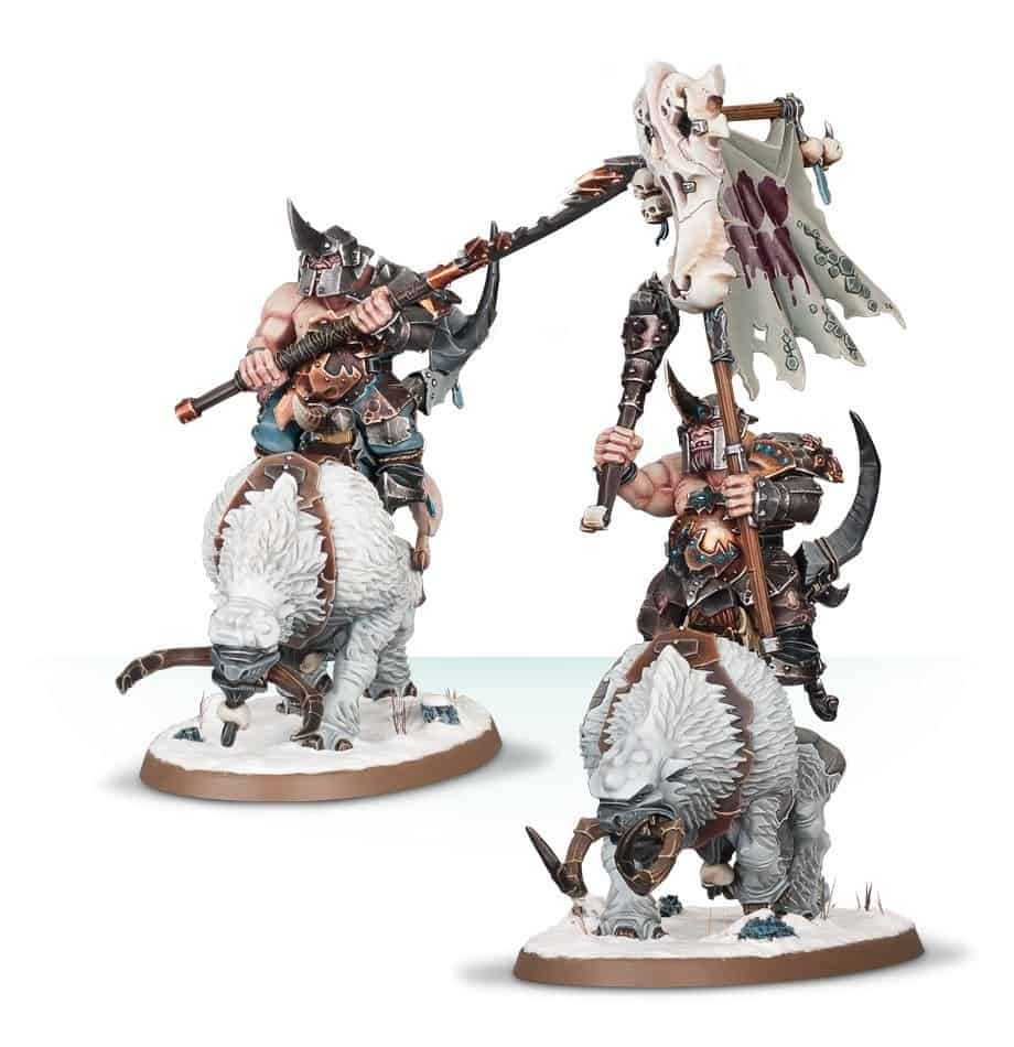 Review of Start Collecting for Beastclaw Raiders (Mawtribes) 3