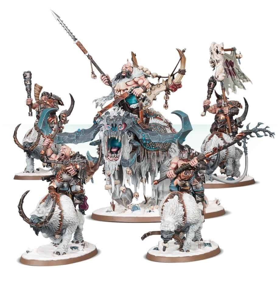 Review of Start Collecting for Beastclaw Raiders (Mawtribes) 4