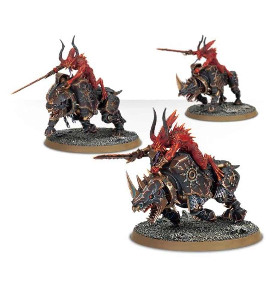 Review of Start Collecting box for Daemons of Khorne 2