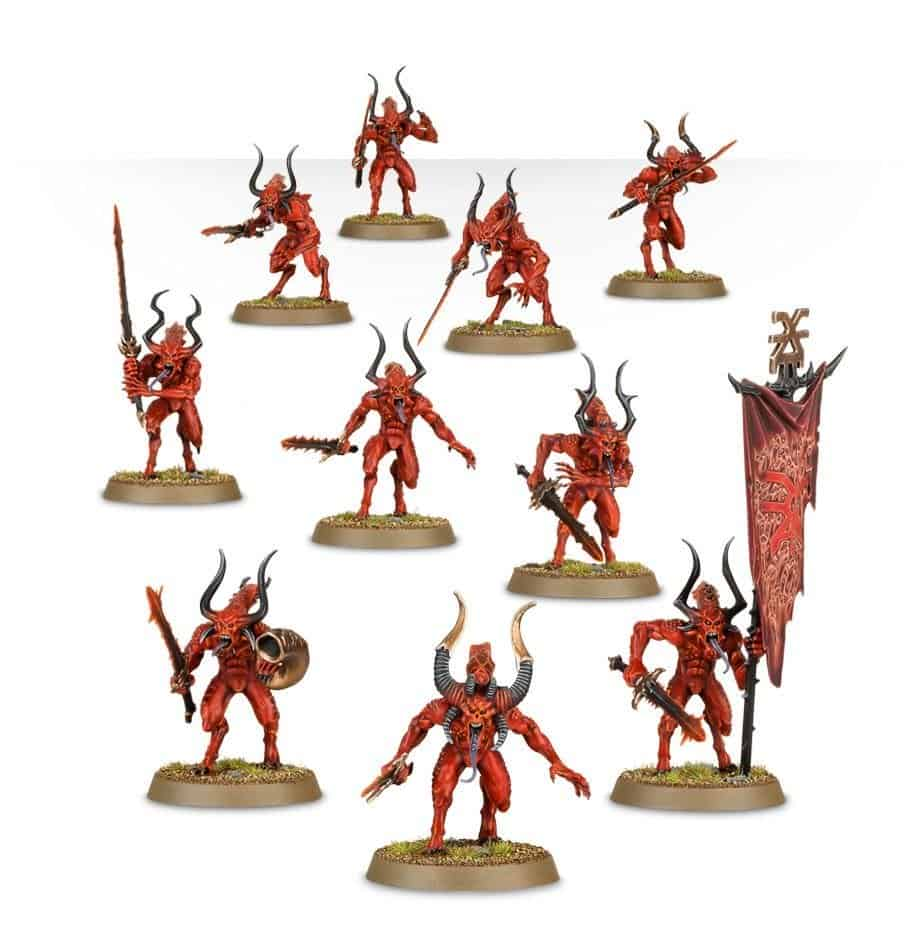 Review of Start Collecting box for Daemons of Khorne 3