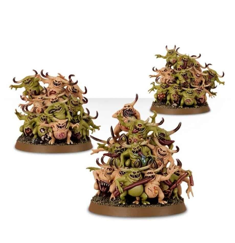 Review of Start Collecting for Daemons of Nurgle 3