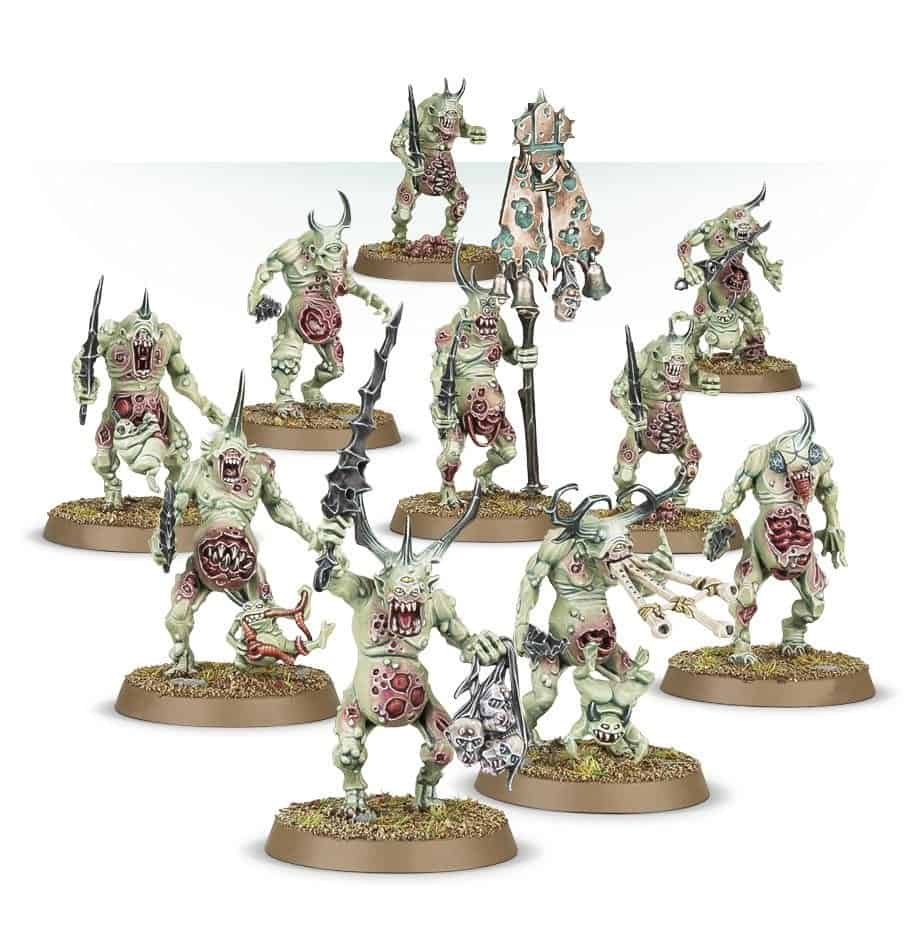 Review of Start Collecting for Daemons of Nurgle 4