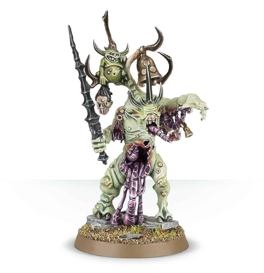 Review of Start Collecting for Daemons of Nurgle 1
