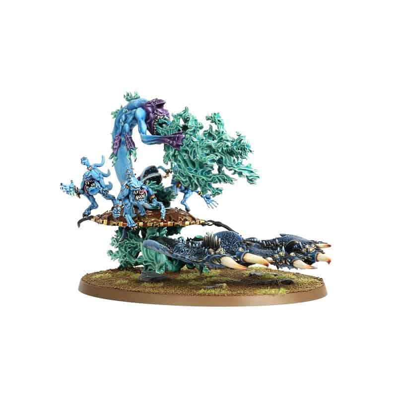 Review of the Start Collecting box for Daemons of Tzeentch 1