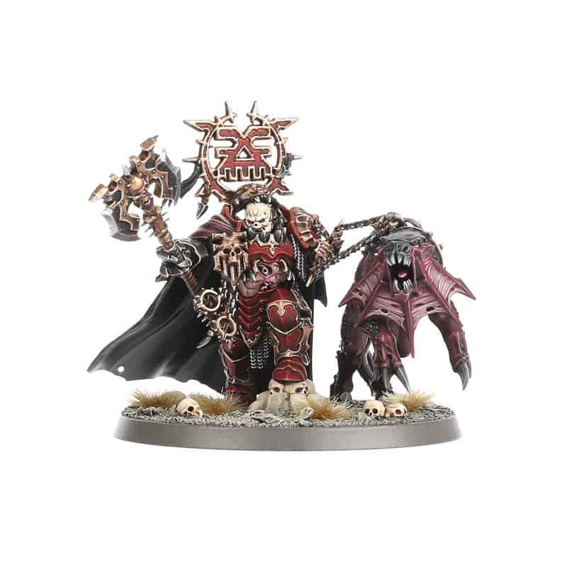 Review of Start Collecting for Khorne Bloodbound Goreblade 1