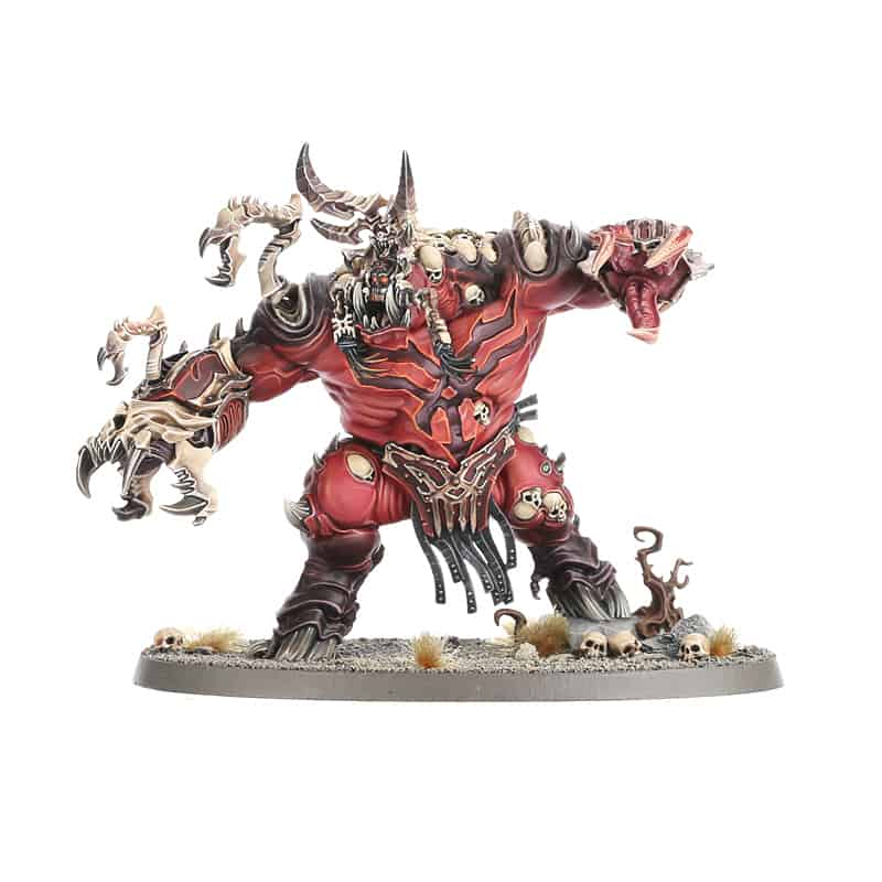 Review of Start Collecting for Khorne Bloodbound Goreblade 4