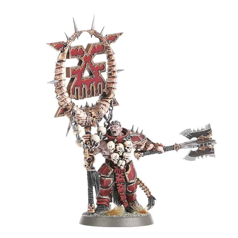Review of Start Collecting for Khorne Bloodbound Goreblade 2