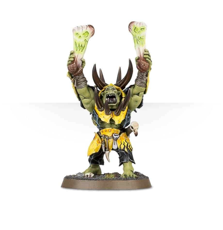 Review of Start Collecting Ironjawz (in Orruk Warclans) 1