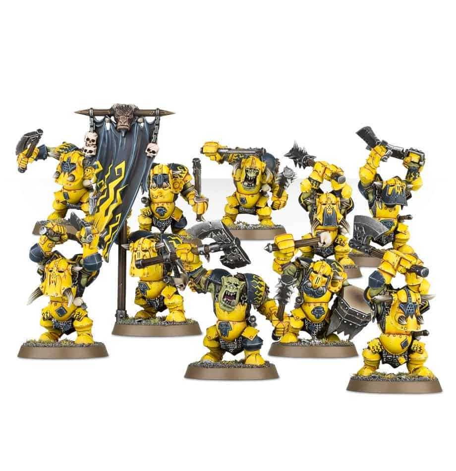 Review of Start Collecting Ironjawz (in Orruk Warclans) 3